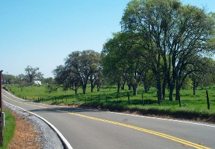 el dorado county road photo